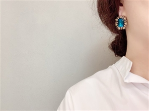 Sofia Earrings (will ship within 1~2 weeks)