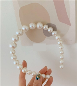 Pearl Head Band (will ship within 1~2 weeks)