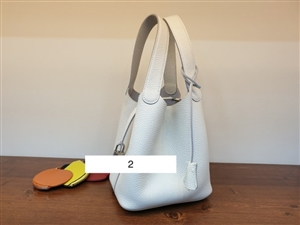 Leather Tote (1~14) (will ship within 1~2 weeks)