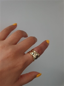 Cel Ring (Gold/Silver) (will ship within 1~2 weeks later)