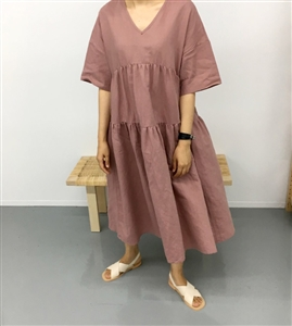 (Pre-Order) Pink Luxe Cancan Dress (will ship within 1~2 weeks)