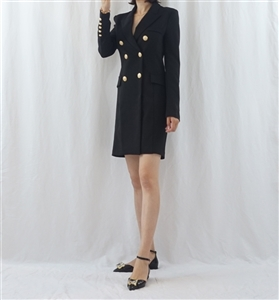 Balm Jacket Dress (S/M) (will ship within 1~2 weeks)