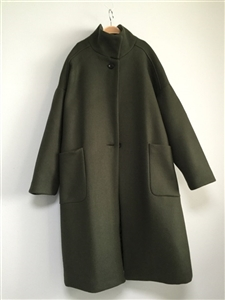 High Neck Coat
