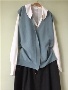 (Pre-Order) Mint Vest (will ship within 1~2 weeks)
