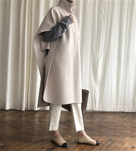 (~12/02) LANV CAPE COAT (will ship within 1~2 weeks)