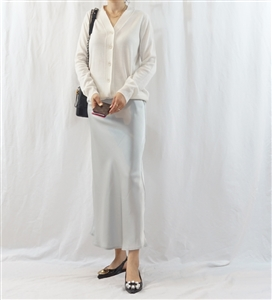 Ivory Must Have V Line Cardigan (will ship within 1~2 weeks)