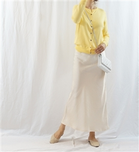 Yellow SS Best Cardigan (will ship within 1~2 weeks)