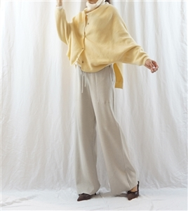 (Best) Dolman Knit (Ivory/Yellow/Beige/Khaki/Brown) (will ship within 1~2 weeks)