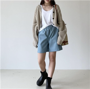 Beige Cardigan (will ship within 1~2 weeks)