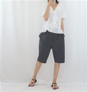 (Best; 2nd Reorder) Formal Short Pants