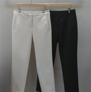 (~01/11) Prada Kimo Pants (Black/Ivory) (55/66/77) (will ship within 1~2 weeks)
