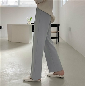Must Have Pintuck Pants (Black/Cream/Sky/Pink) (will ship within 1~2 weeks)