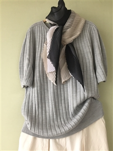(Pre-Order) Charcoal 3 Colors Scarf (will ship within 1~2 weeks)