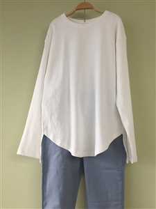 (Best; Back-Order; 3rd Reorder) Ivory Spring Good Cotton 100 Top (will ship within 1~2 weeks)