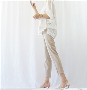 (Pre-Order) Chiffon Blouse (will ship within 1~2 weeks)