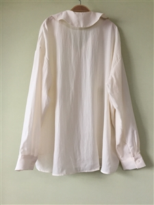 (Pre-Order) Marant Princess Collar Blouse (will ship within 1~2 weeks)