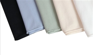 Sleeveless Knit (Ivory/Beige/SkyBlue/Olive/Black) (will ship within 1~2 weeks)