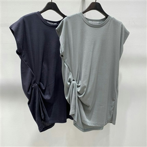 Chloe T (White/Blue/Mint/Navy) (will ship within 1~2 weeks)
