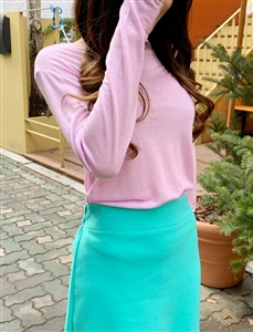 Spring Color T (Pink/Gray/Mint/Ivory/Blue) (will ship within 1~2 weeks)