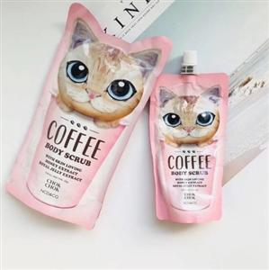NCD&CO. CHOKCHOK COFFEE BODY SCRUB