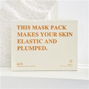 aroh Manuka Honey Skin Glow Mask Pack (1Box=10ea)
