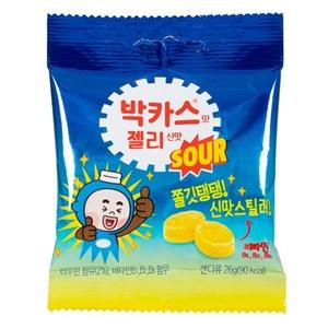 Bacchus Jelly Sour 10packs
