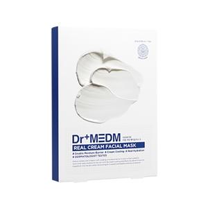 (4+3) Dr+ MEDM Real Cream Facial Mask (5EA)