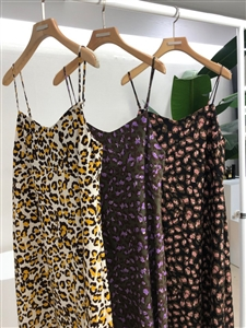 Paris Slip dress (Ivory/Khaki/Black) (will ship within 1~2 weeks)